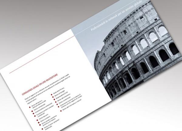 Brochure Avvocato Roma