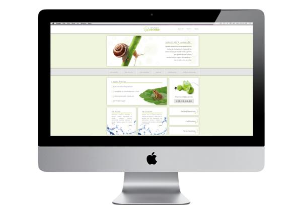 Creazione sito web Spurghi Terzi