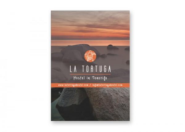 Depliant La Tortuga - Ostello a Tenerife