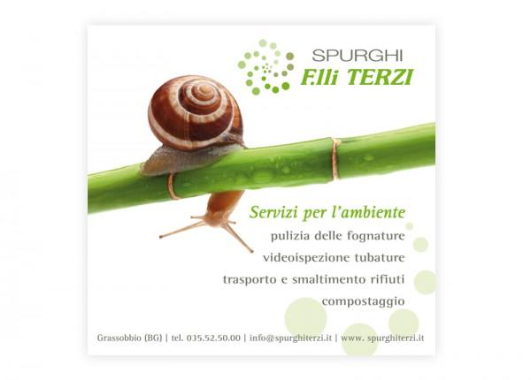 Pubblicita su L'Eco di Bergamo